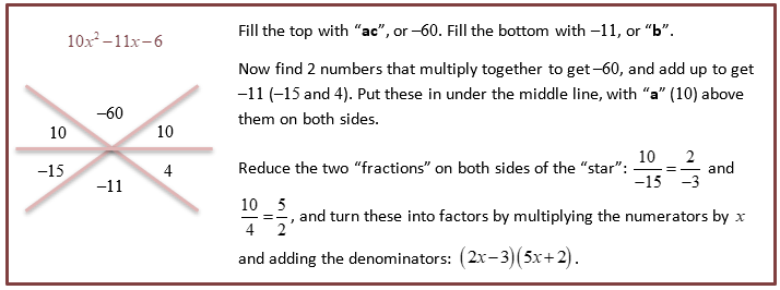 Solving Quadratics by Factoring and Completing the Square ... on